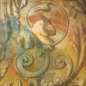 Acanthus Scroll II
