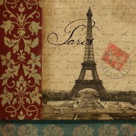 Vue Historique - Tour Eiffel