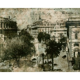European Postcard I