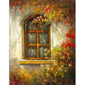 Village Window I