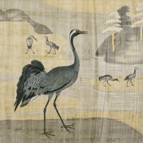 Japanese Crane I