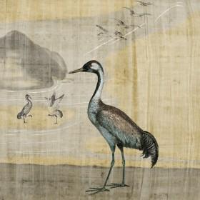 Japanese Crane II